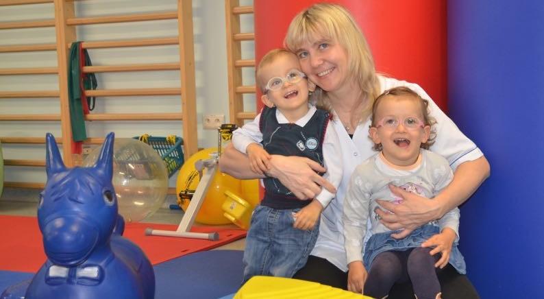 Rehabilitacja i fizjoterapia bobath dzieci i młodzieży